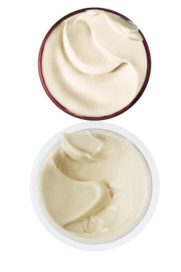 Crème image stock