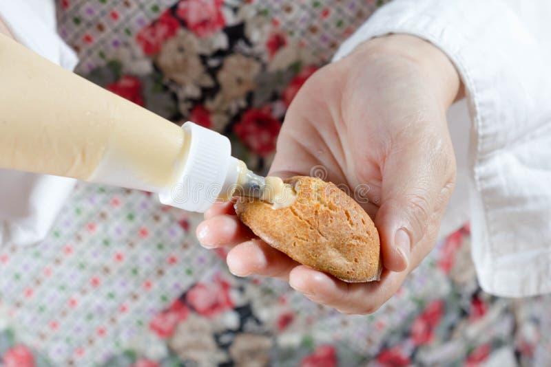 Crème de Choux photos stock