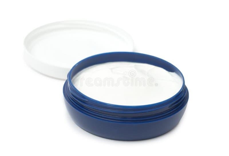 Crème de visage photographie stock
