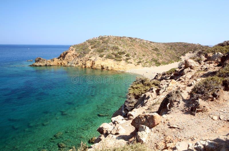 Crète est images libres de droits