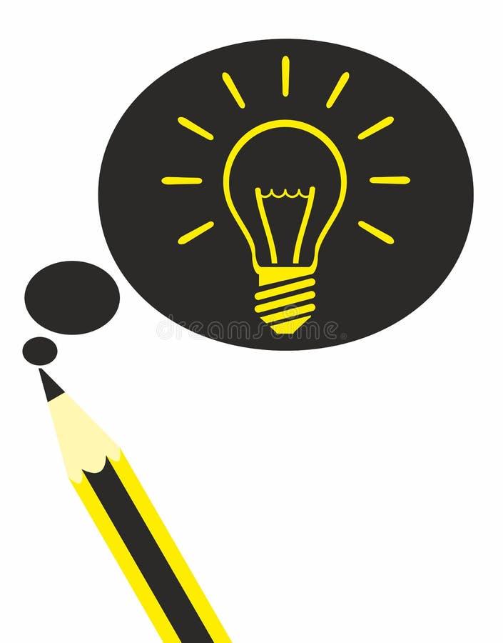 Créativité illustration libre de droits