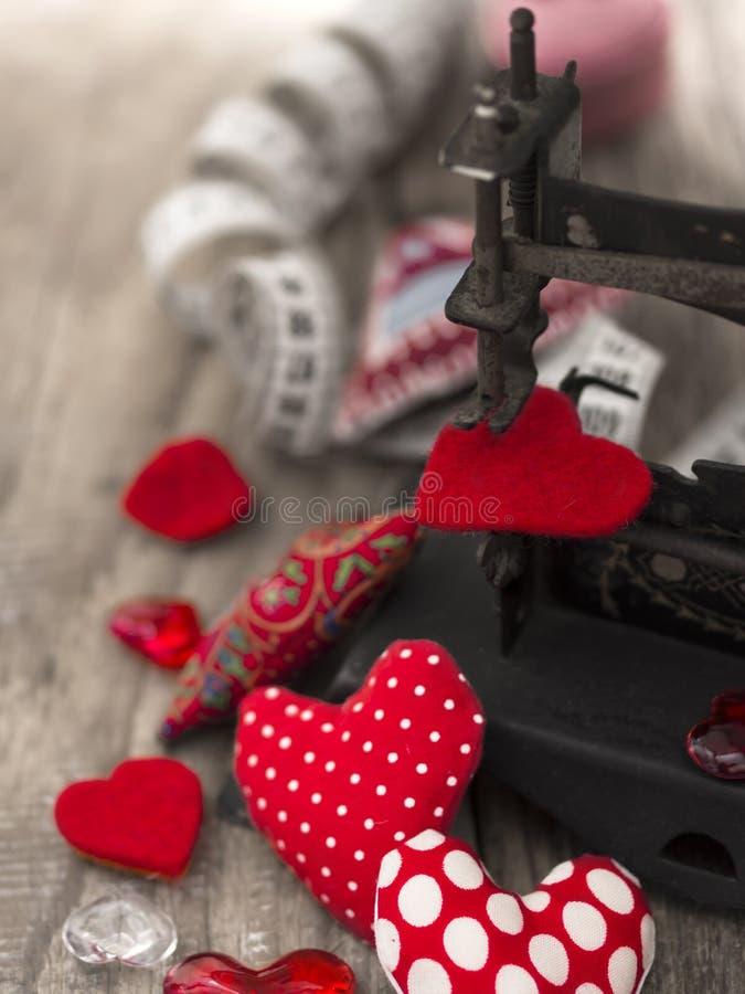 Créez votre amour par vos propres moyens, photo stock