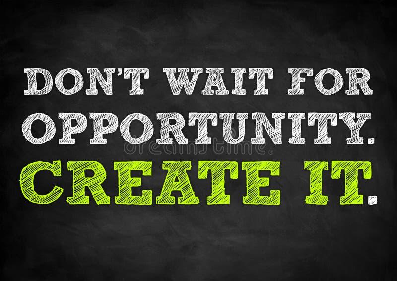 Créez votre propre occasion photo stock