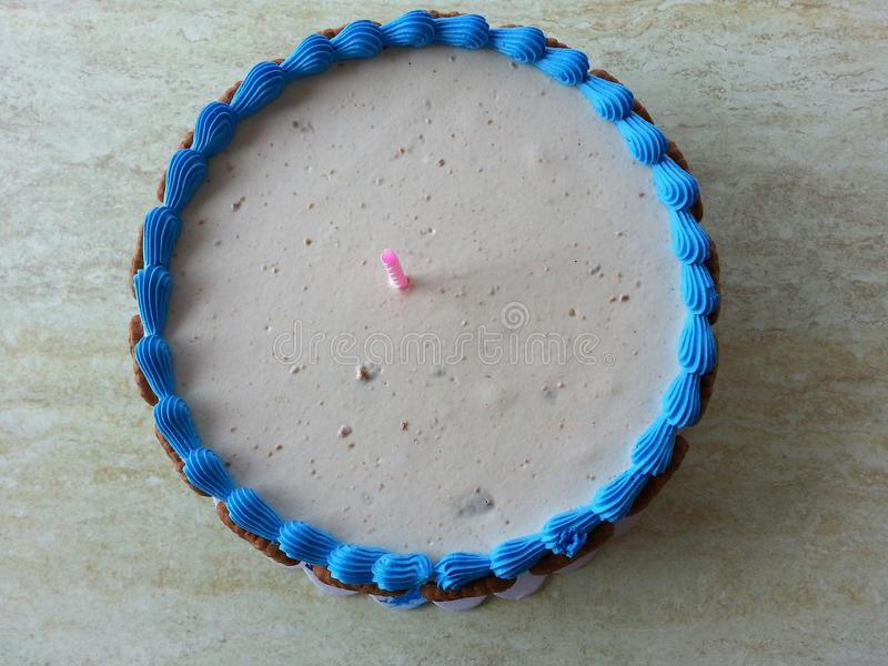 Crême glacée Cake photo stock