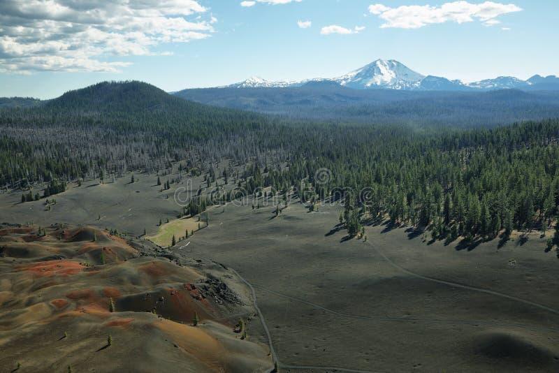 Download Crête De Lassen, Parc National Volcanique De Lassen, La Californie Image stock - Image du cratère, amérique: 77156857