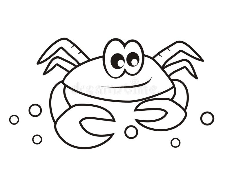 Dungeness Crab coloring page | Free Printable Coloring Pages | 595x800