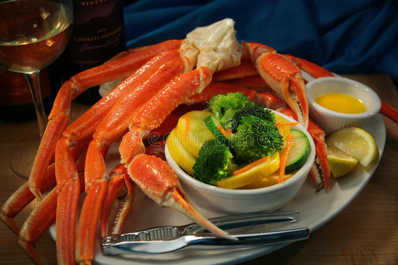 Download Crab Legs stock image. Image of cook, boiled, fruit, lobster - 10359517