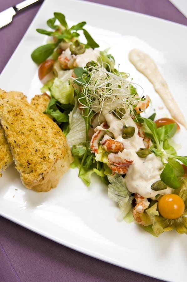Crab Necks Food Stock Images