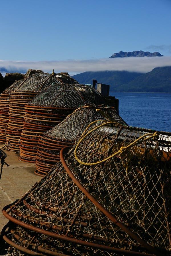 Crab Pots Stock Images