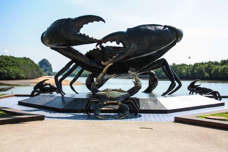 Crabe de Brown photos stock