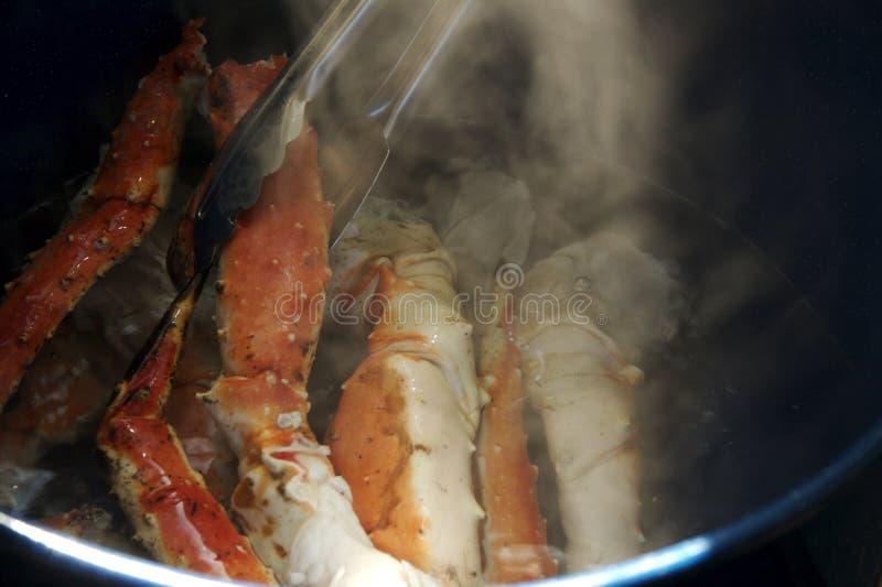 Crabes image stock