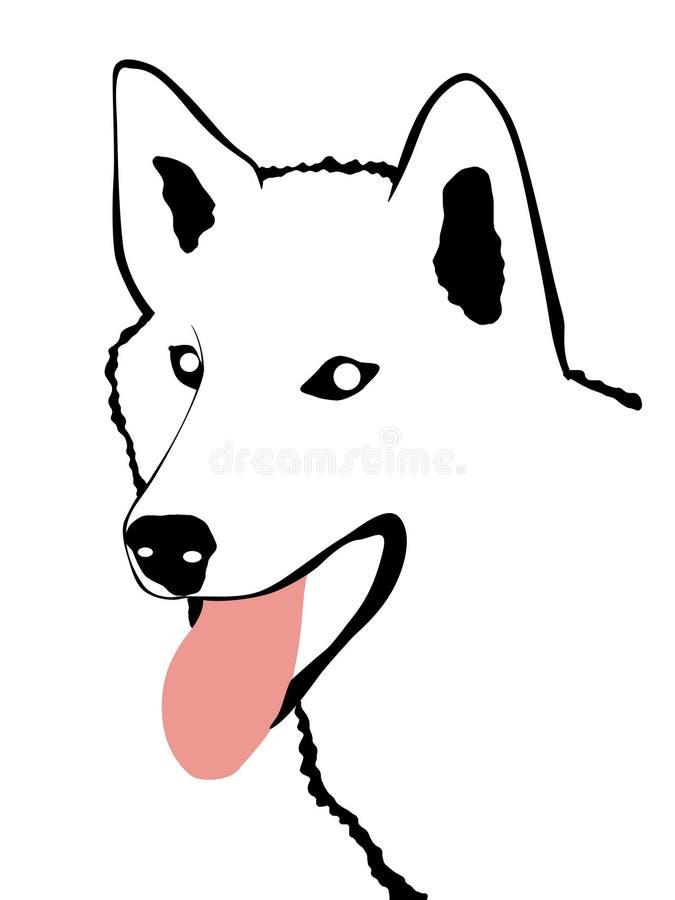 Download Crabot illustration stock. Illustration du inuit, loups - 78415
