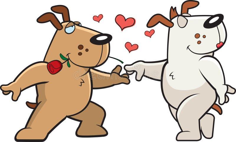 Crabot Romance illustration de vecteur
