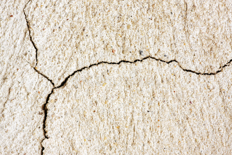 Download Crack in the wall stock image. Image of street, brake - 8606763