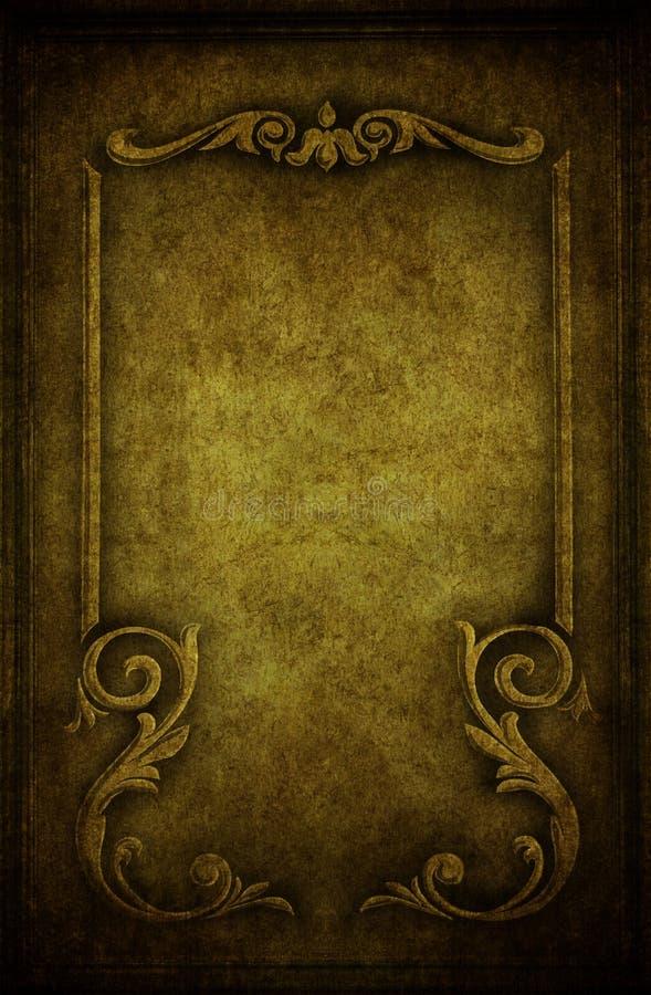 Cracked background stock image