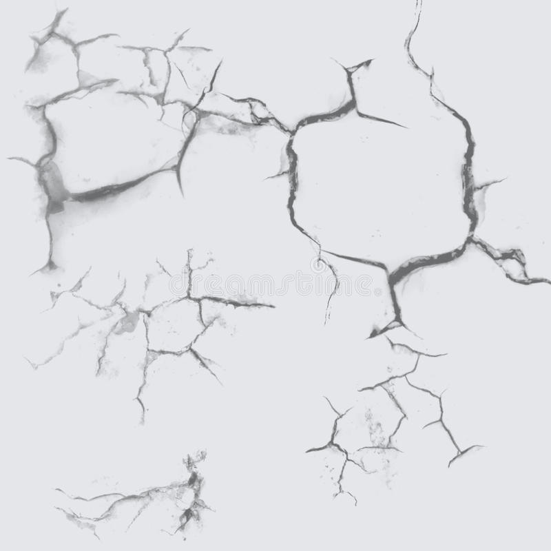 Cracked background royalty free stock image