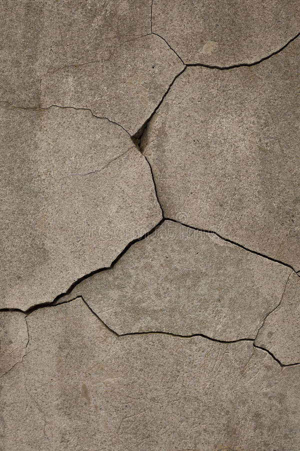 Cracked royalty free stock images