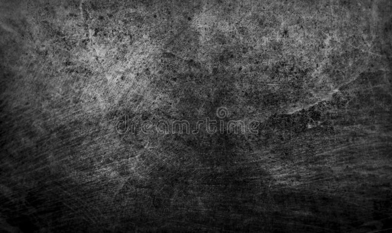 Cracked black marble stone conceptual texture background no. 56 stock image