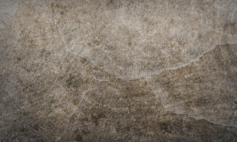 Cracked brown marble stone conceptual texture background no. 41 royalty free stock photography