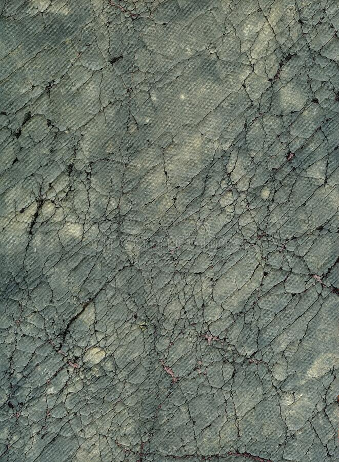 Old cracked peeling canvas with grunge atrifacts background stock photography