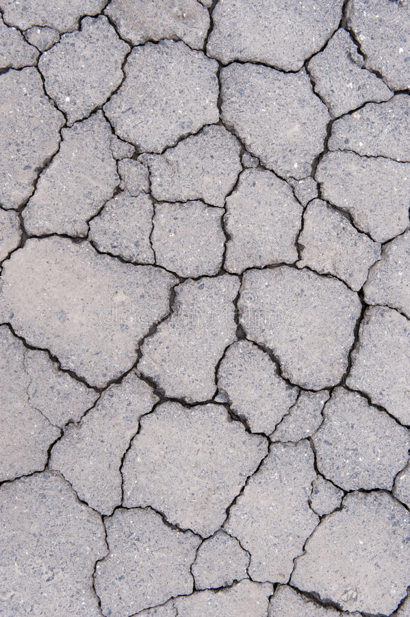 Download Cracked cement stock photo. Image of home, detail, hole - 16672124