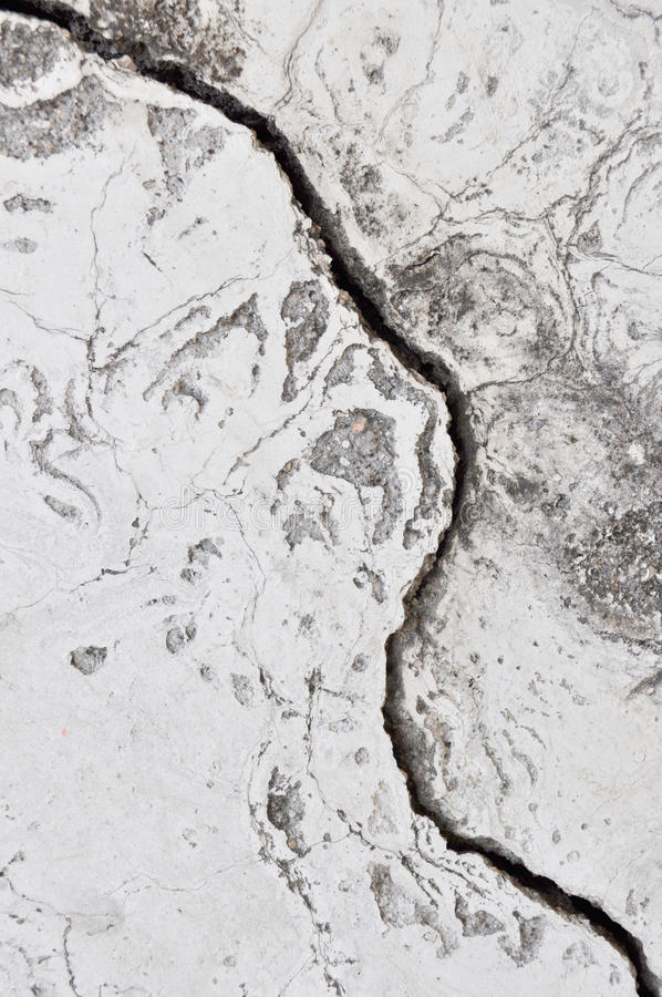 Cracked cement royalty free stock images