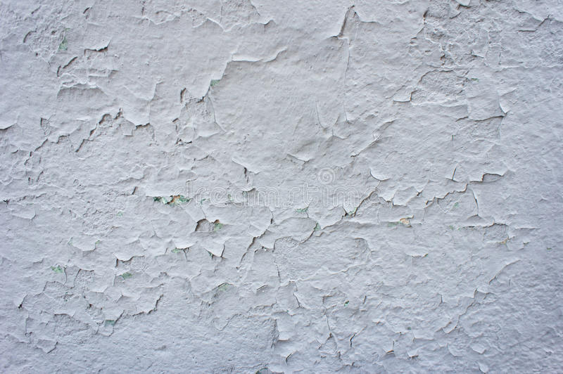 Cracked Concrete Vintage Wall Background Stock Photography