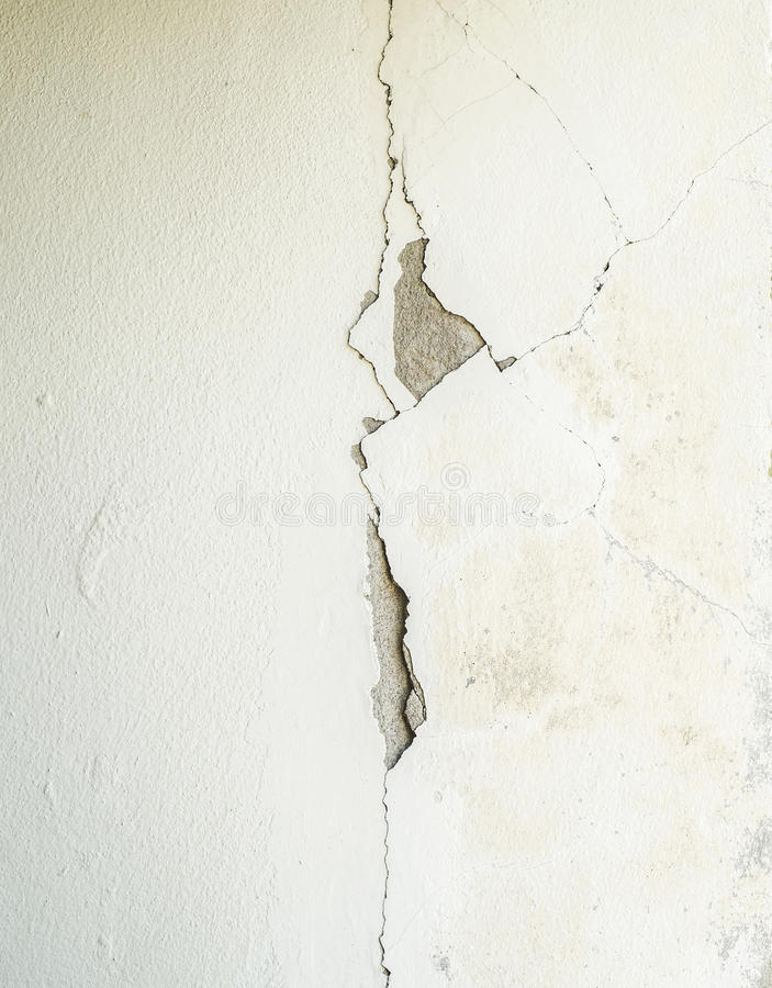 Cracked concrete wall texture concrete royalty free stock images