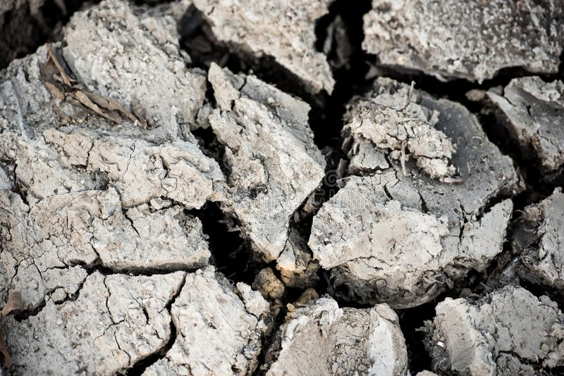 Cracked drought ground surface background. Disaster concept. Land, dust, soil, dry, earth, global, landscape, hot, dirt, barren, environment, brown, nature royalty free stock photos
