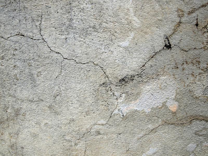 Cracked floor texture royalty free stock photography
