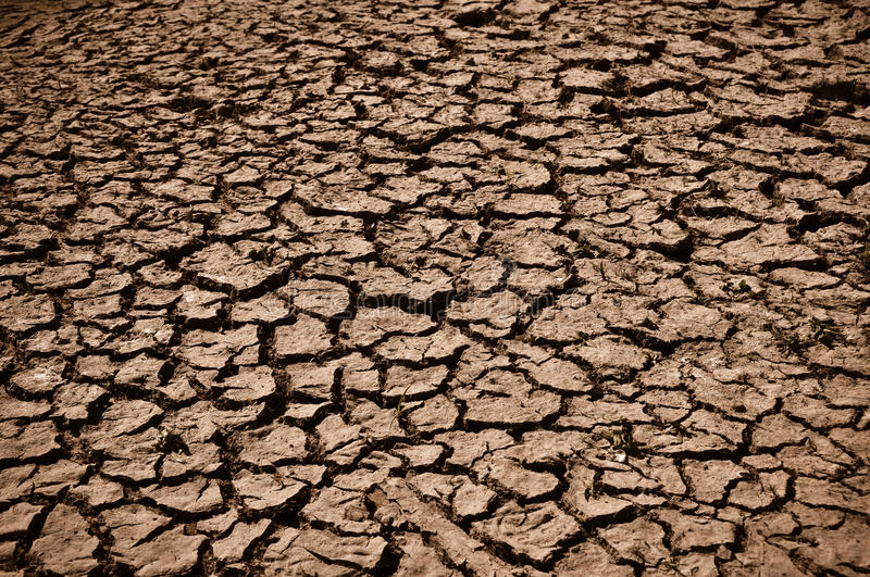 Download Cracked Ground Dirt Royalty Free Stock Photos - Image: 14808388