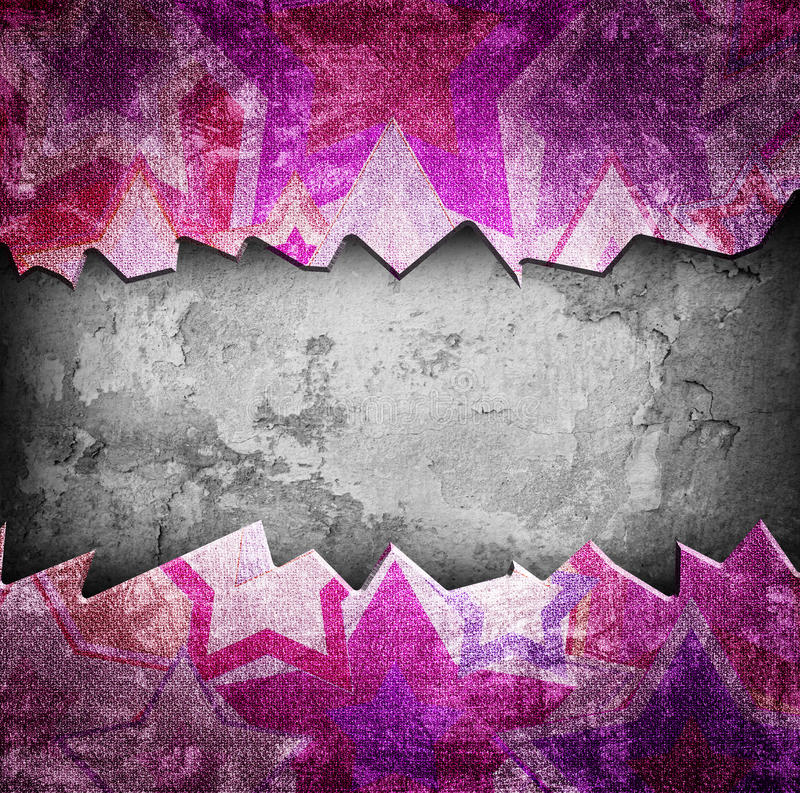 Download Cracked grunge wall stock image. Image of colors, dark - 24067177