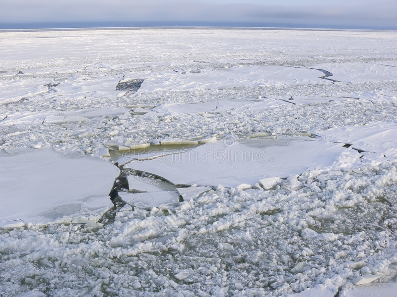 Download Cracked ice sheets stock image. Image of space, nobody - 4626949