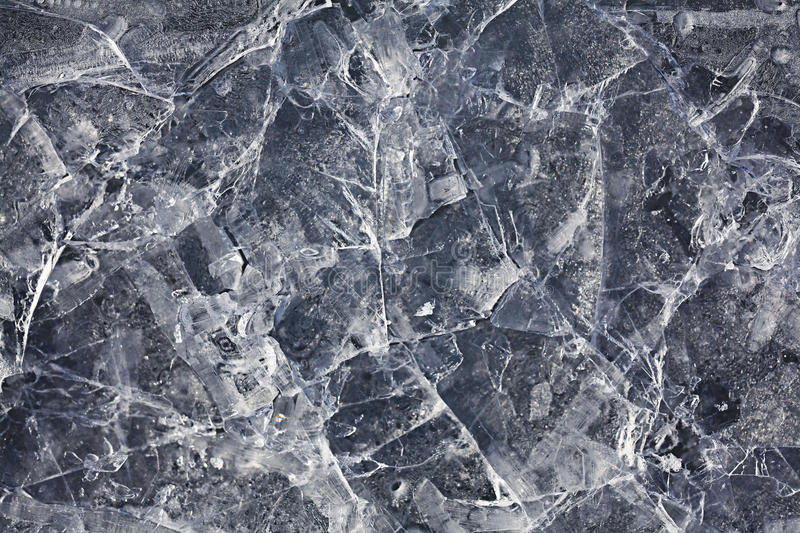 cracked ice texture background royalty free stock images