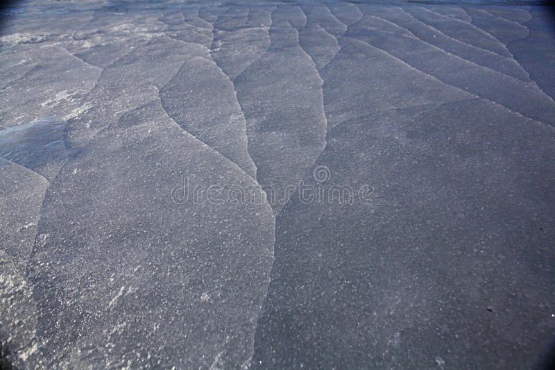 Cracked ice texture background natural royalty free stock image