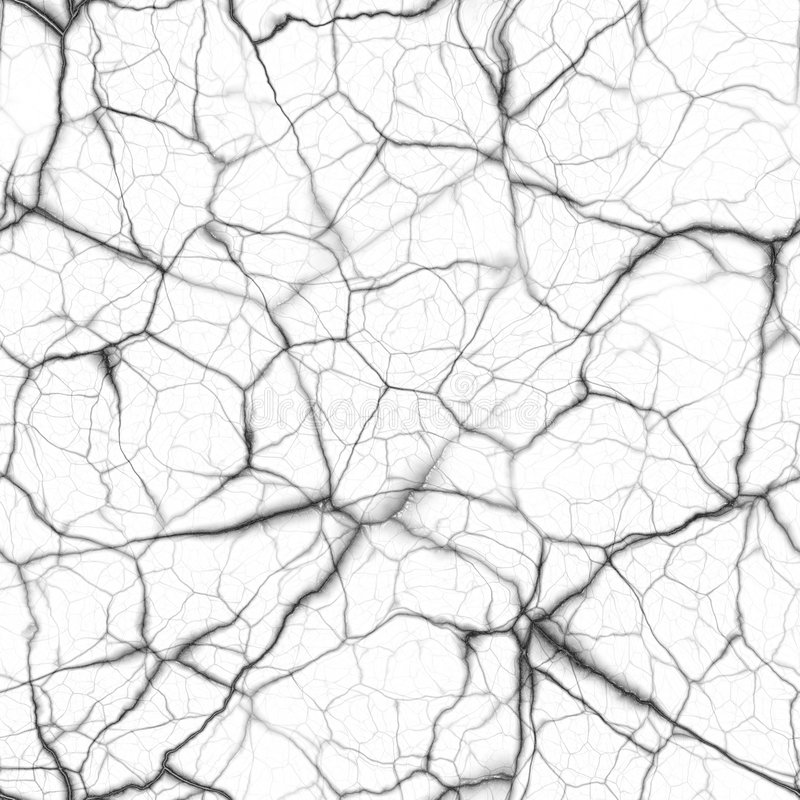 Cracked marble royalty free stock images