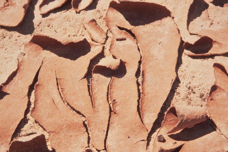 Cracked Mud stock photography
