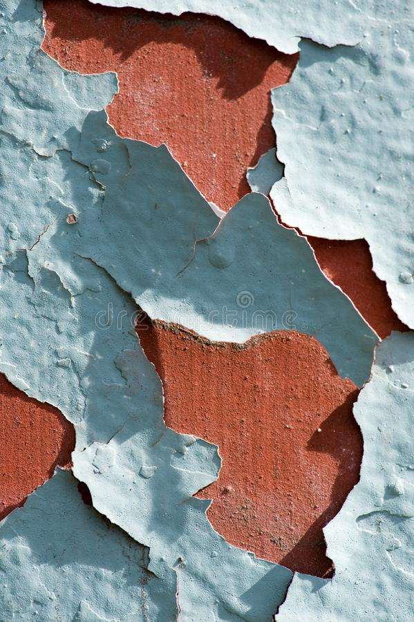 Download Cracked paint stock photo. Image of paint, cracked, wall - 4034026
