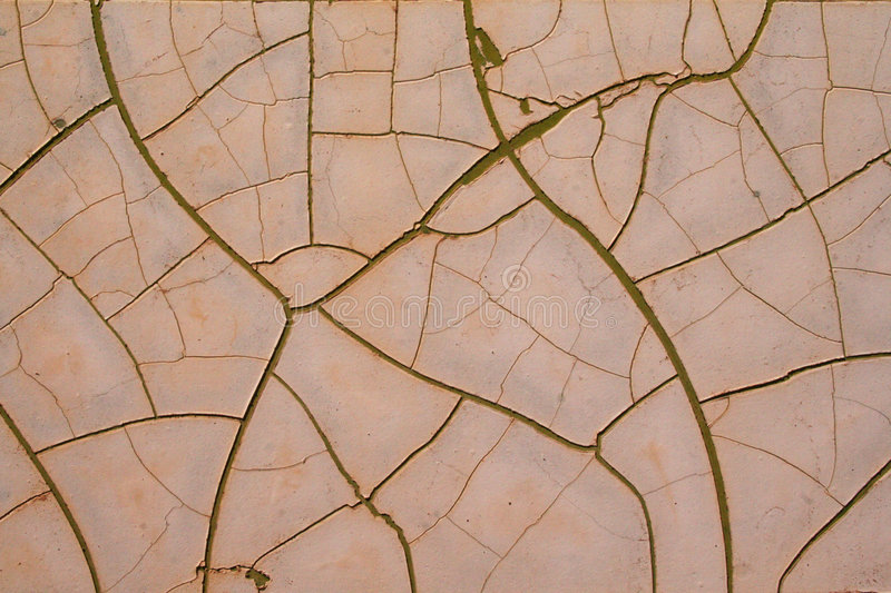 Download Cracked paint stock image. Image of beige, crack, painted - 699967