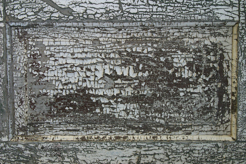 Cracked Peeling Paint stock photos