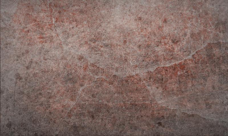 Cracked pink marble stone conceptual texture background no. 47 stock photography