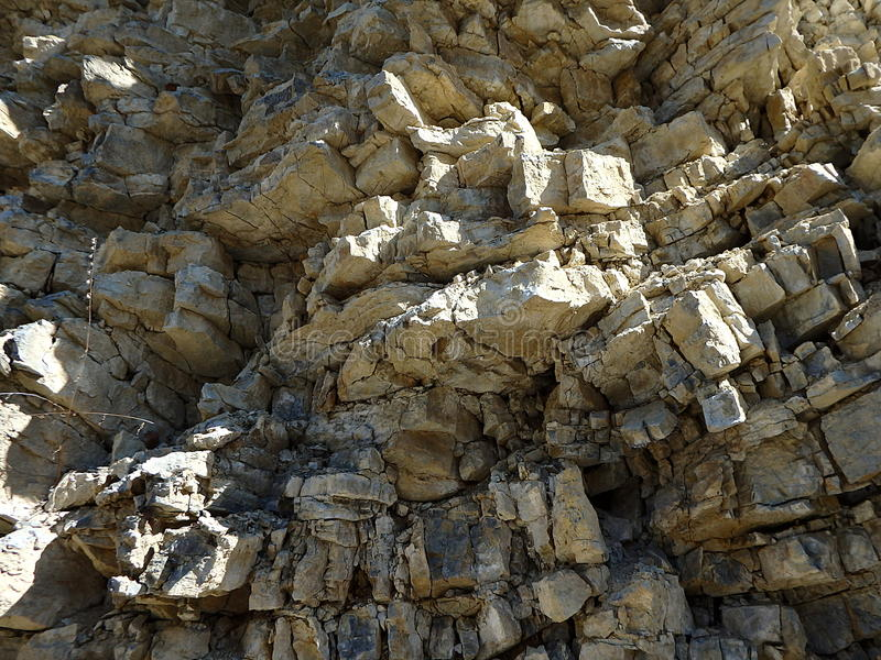 Cracked rock natural background royalty free stock photo