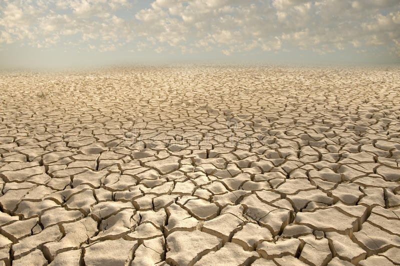 Download Cracked soil stock photo. Image of environment, global - 15396802
