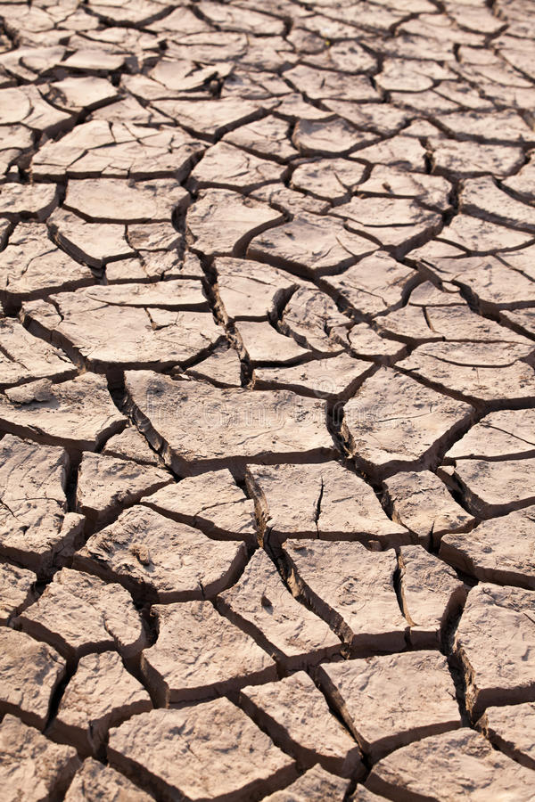 Download Cracked soil stock image. Image of rough, brown, background - 38112395