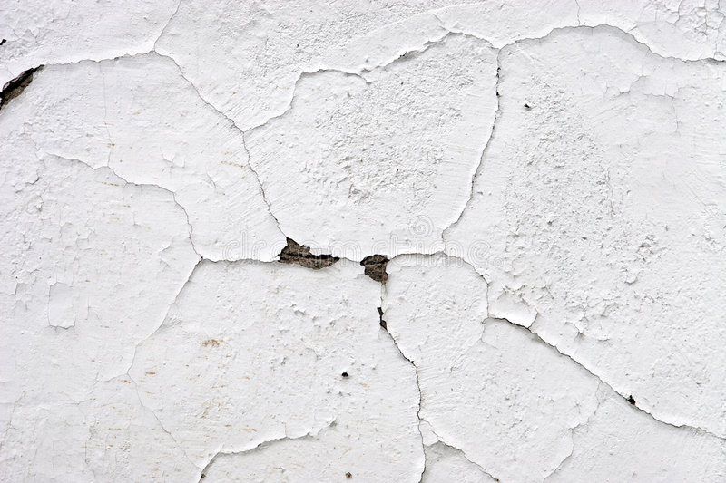 Cracked stone. Texture or background royalty free stock images