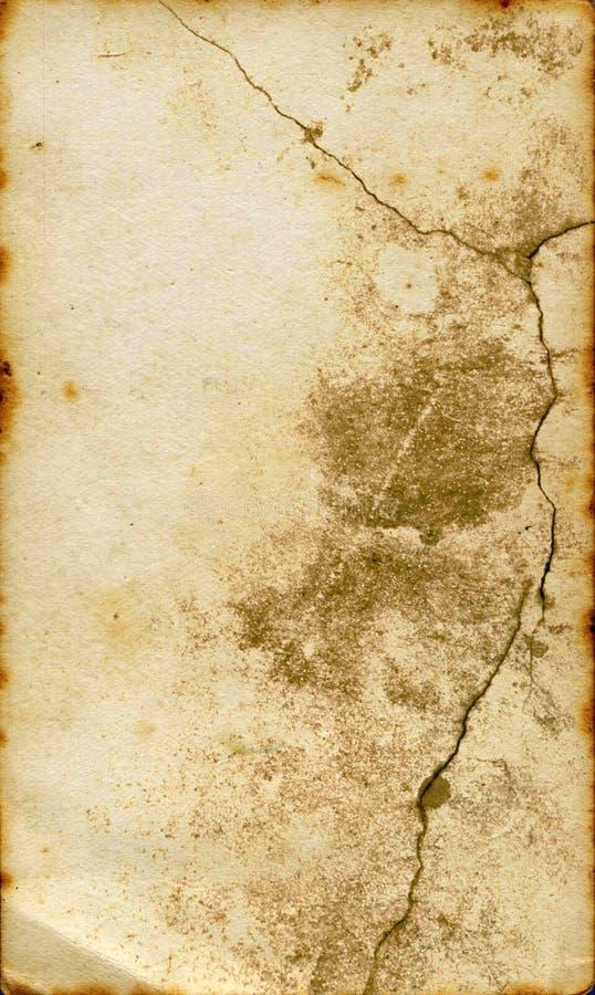 Cracked surface I stock photos