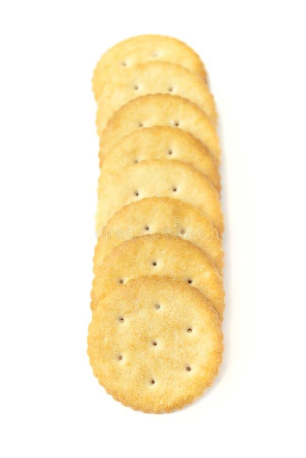 Cracker stockfoto