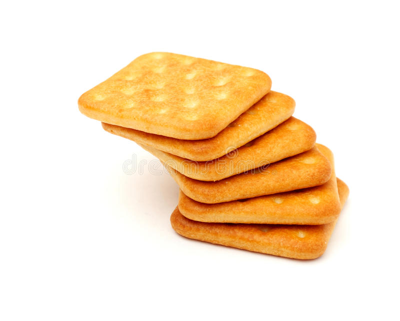 Cracker di Graham immagine stock