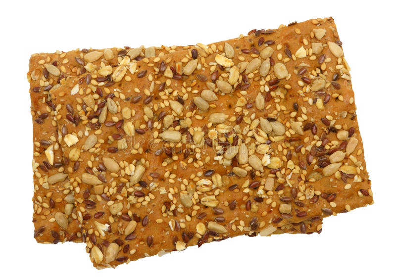 Cracker di Healty immagine stock libera da diritti