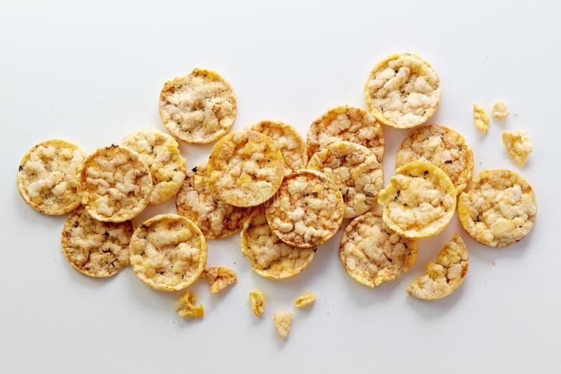 Cracker, fine su fotografia stock